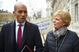 Labour members condemn Chuka Umunna for joining LibDems after years of denying he would ever do so