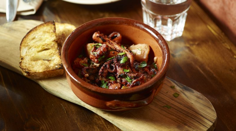 A taste of Puglia in London