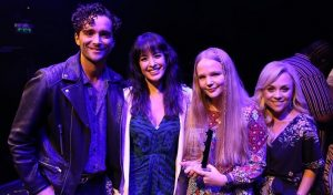 West End is calling on musical competition winner Serafina