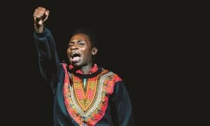 What's On: 'Woke' a 20th century African American experience at the Battersea Arts Centre