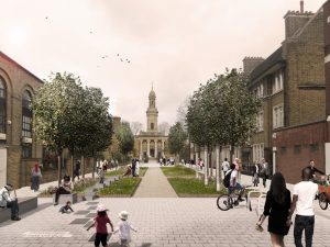 Project to make Walworth cleaner and greener gets £1m boost