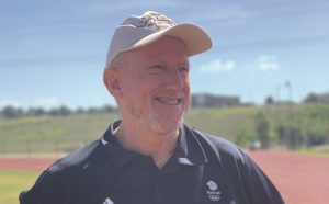 Athletics: Respected coach to retire as system ends his enthusiasm for the sport