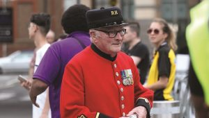 Chelsea pensioner certainly has talent after winning 'Britain's Got Talent' show