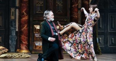Review: The Merry Wives of Windsor