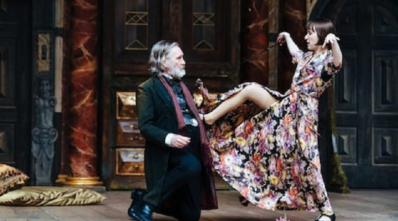 Review: The Merry Wives of Windsor at the Shakespeare's Globe