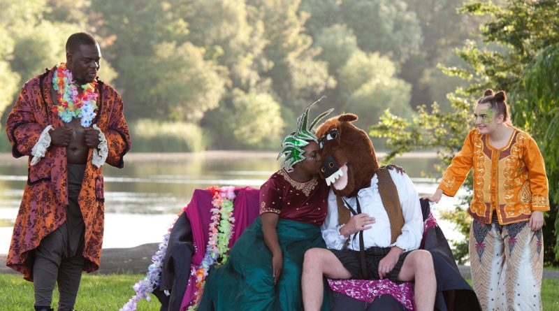 Community play A Midsummer Night's Dream opens in Thamesmead