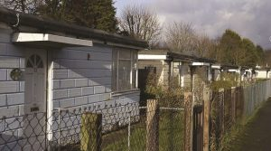 Asbestos fears from doomed historic Excalibur Estate in Catford