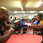 Daniel Dubois not setting any time limits to achieve his boxing goals