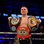 Croydon's Sunny Edwards wins the IBF international super-fly title