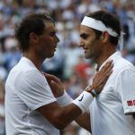 Federer brilliance sees off great rival Nadal in Wimbledon classic