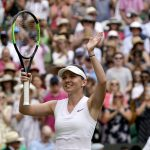 Williams to meet Halep in Ladies' final