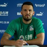 Goalkeeper on signing deal with Crystal Palace: It would be amazing to play in front of Eagles fans at Selhurst Park