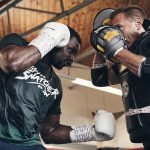 Whyte back into the dangerzone for Brixton boxer as he risks lofty world title ranking