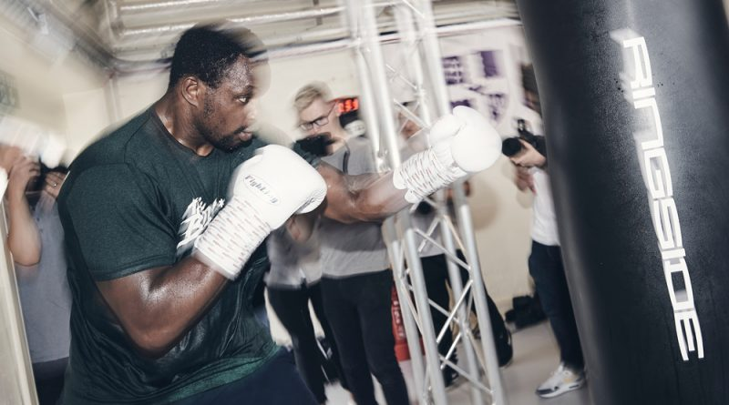 Dillian Whyte: I cut no corners for Rivas fight