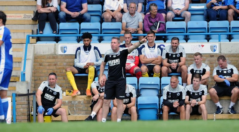 Neil Harris provides update on Millwall's Tom Bradshaw after pre-season absence