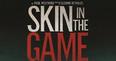 'Skin in the Game' – a modern urban thriller will be touring community centres in August