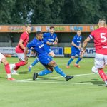 Cause for optimism as AFC Wimbledon have tested two fancied Championship sides
