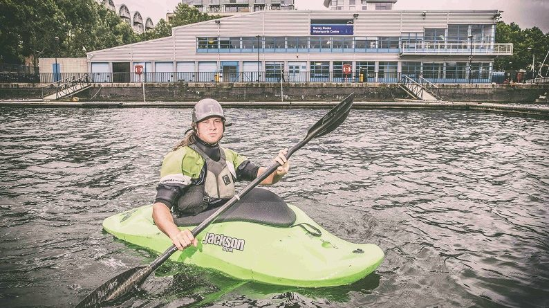 Surrey Docks Fitness and Watersports Centre offers free stand-up paddle boarding sessions