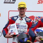 Two more rostrums for Horsman in Donington thriller