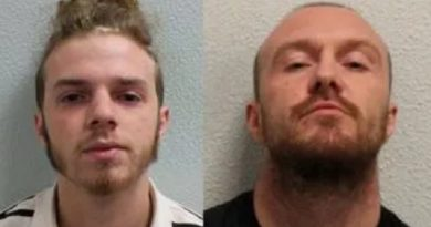Two men get life sentences for murdering Sierra Leone woman due to fly home that day