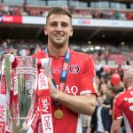 Ben Purrington on signing for Charlton Athletic and why Wembley win is the best of his three career promotions