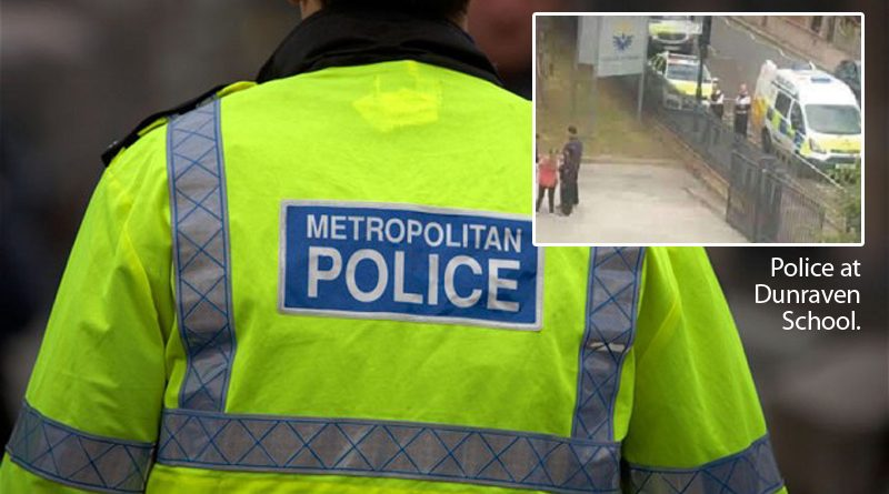Streatham 'Machete' man was carrying a fork