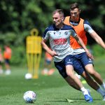 Jed Wallace on transfer deal for AFC Bournemouth man, the relief of Championship survival and facing Charlton Athletic next season