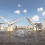 Delays to long-awaited river crossing linking Rotherhithe to Canary Wharf condemned by politicians: At £450m, it's a bridge too far