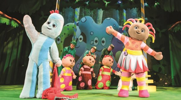 What's On: In The Night Garden Live, Churchill Theatre, Bromley