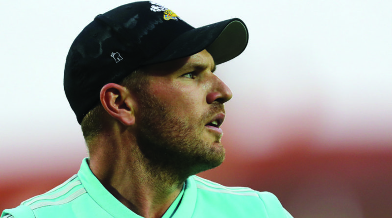 Surrey CCC's Aaron Finch provides advice on best way to bat in Twenty20 cricket