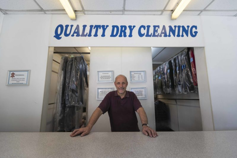 Kennington Dry Cleaner Who Handled Dirty Laundry Of The