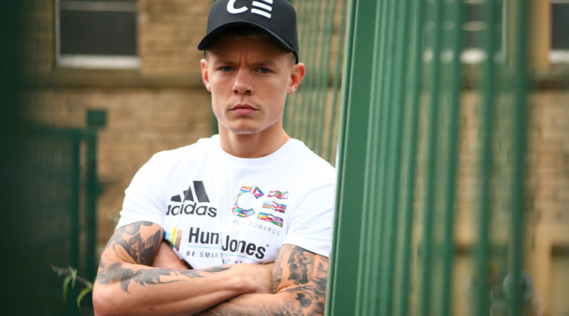 Croydon's Charlie Edwards looking to become a super fly – with a win over Mexican dangerman Martinez adding to his legacy