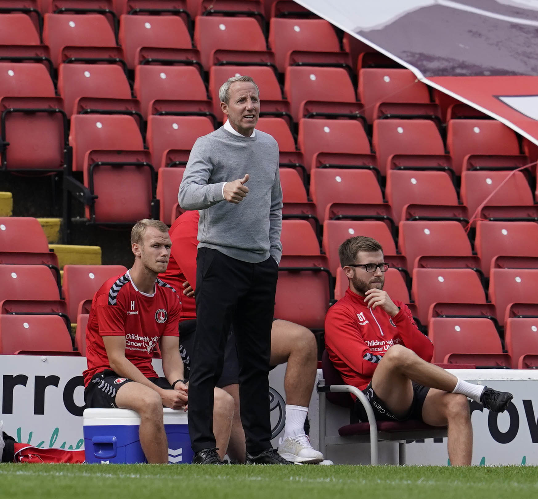 """Chelsea loanee Conor Gallagher - """"I'm off to a great start at Charlton - I have to keep it going"""""""