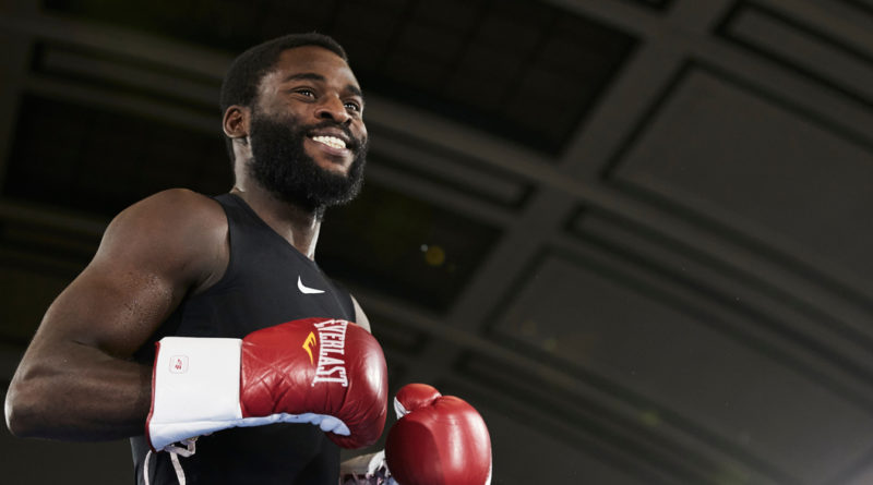 """Joshua Buatsi looking for a """"statement"""" stoppage on Saturday night at Greenwich's 02 Arena"""