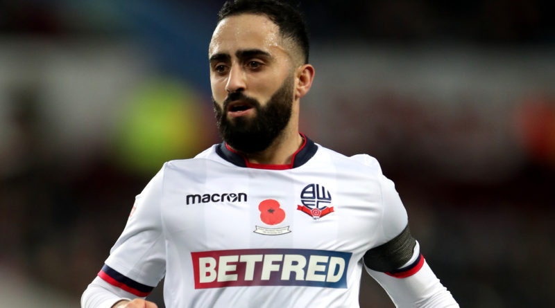Charlton Athletic sign Erhun Oztumer after EFL grant his wish to quit Bolton Wanderers