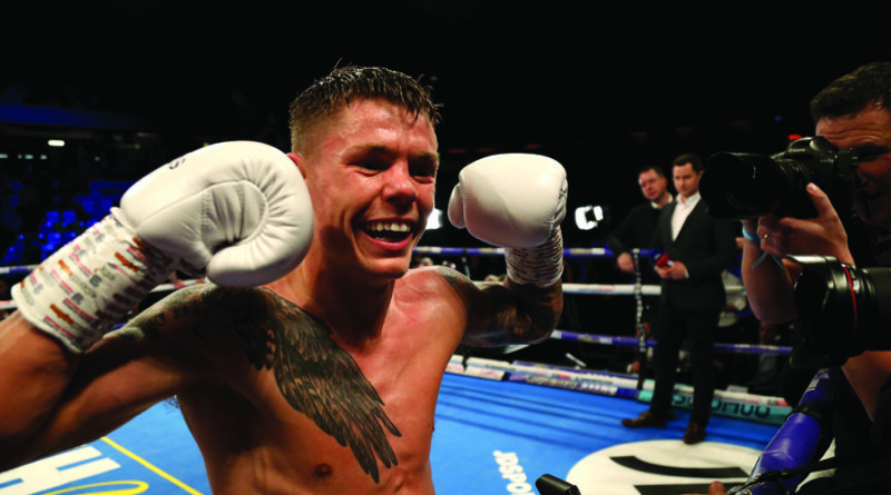 Mexican challenger confident of knockout when he faces Croydon's WBC king Charlie Edwards