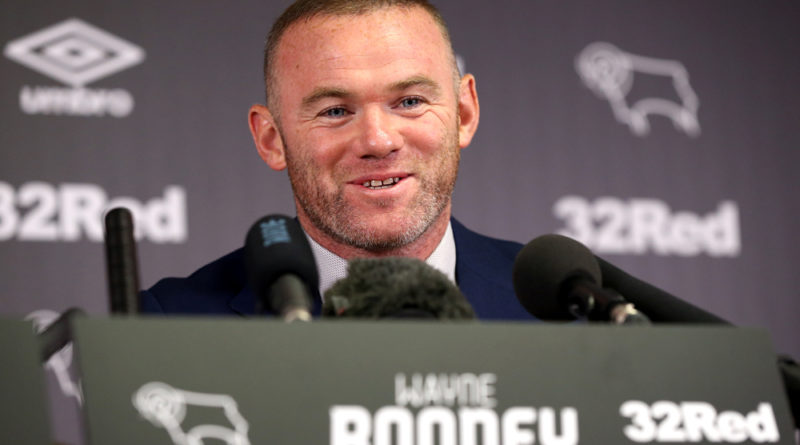 Millwall boss: Derby's deal for Wayne Rooney is further proof of Championship pulling power