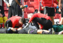 Charlton's Chris Solly set for spell on side-lines after suffering concussion during draw at Barnsley