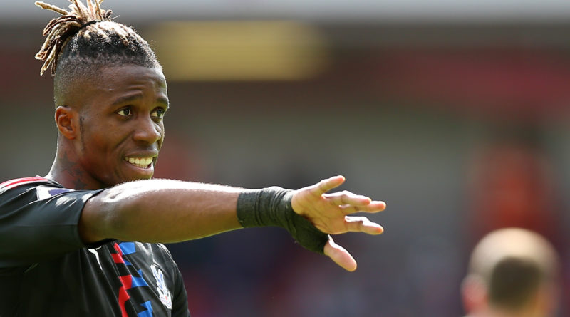 Nigel Martyn questions Crystal Palace's decision not to sell Wilfried Zaha
