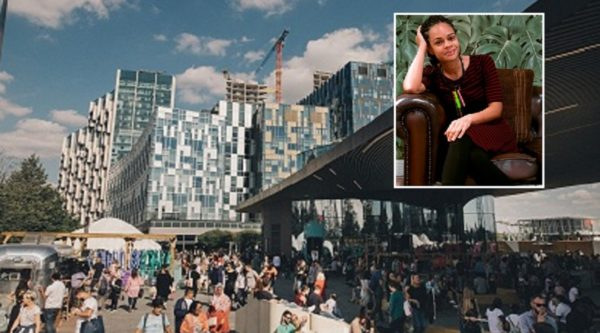 SAMPLE Autumn comes to Greenwich Peninsula this September