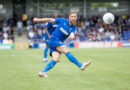 Scott Wagstaff fires winner against old club Gillingham – as Steve Evans helps ramp up the needle at AFC Wimbledon