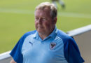 AFC Wimbledon manager Wally Downes on away trips to Ipswich Town and Sunderland