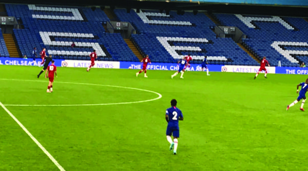 Lampard watches on as Rudiger gains vital fitness minutes and Batshuayi scores a brace as U23s beat Liverpool 3-0 at the Bridge