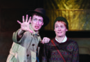 Theatre Review: The Falcon's Malteser at the Vaults, Waterloo Railway Station