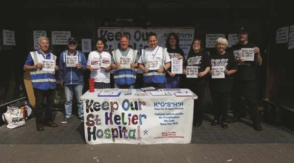 Fears rise for the closure of A&E at St Helier Hospital