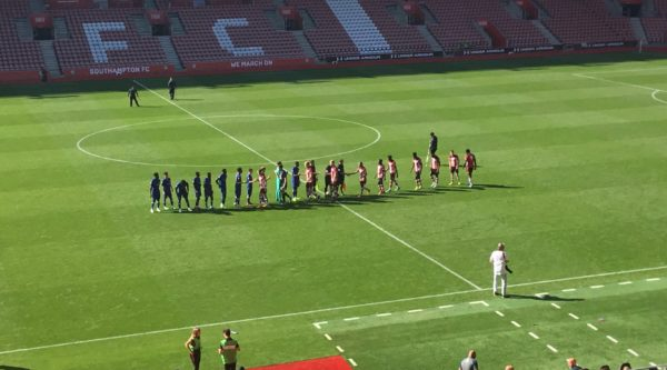 Hudson-Odoi and Reece James closing in on first-team outing as U23s see off Southampton 2-0 at St Mary's