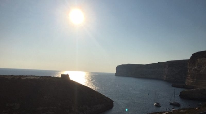 Family holiday in Gozo, Malta by Charlie Stong