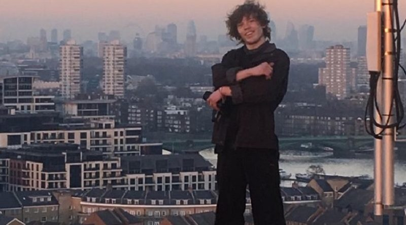 Deeply-loved free-runner falls to his death from scaffolding in Waterloo