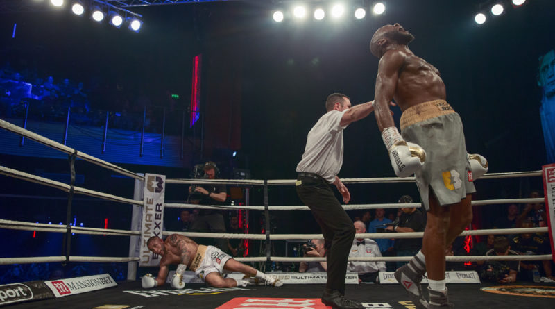 Peckham middleweight Derrick Osaze set to box over longer distance as he chases title fights