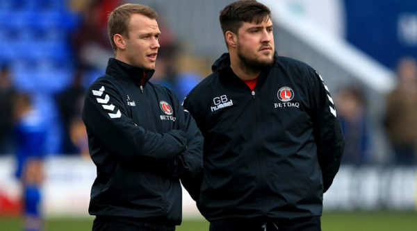 Grant Basey: My work ethic will be through the roof for new Charlton Athletic coaching role